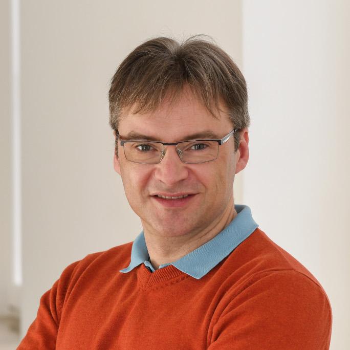 Portrait of Prof. Groll